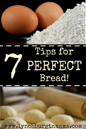 7 Tips Perfect Bread