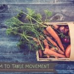 The Benefits of the Farm to Table Movement