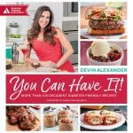 You Can Have It! 125+ Decadent Diabetes-Friendly Recipes Book Giveaway 5/6
