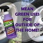 Mean Green Super Strength Uses for Outside of the House