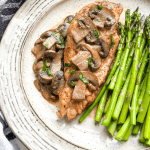 Instant Pot® Chicken Lanzone with Mushrooms