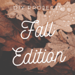 DIY Projects Using Fall Scents