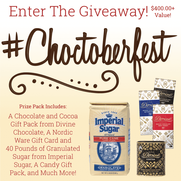 #Choctoberfest 2019 Giveaway