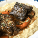 IP Beef Short Ribs Recipe